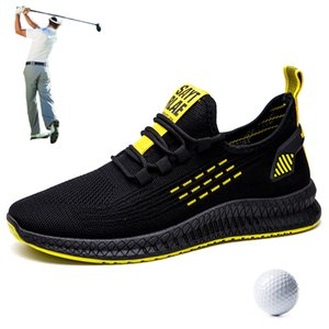 2020 Net Men's Summer Golf Shoes Sports Sneakers Man Shoes Sport Sneakers Man Golf Black Youth Athletic Trainers