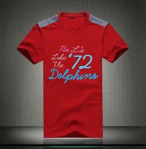 B011185 frete grátis s-5xl Imprimir homens Pink Dolphin hip hop camiseta Mistura De Algodão Com Painel de manga curta