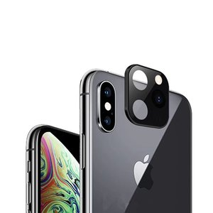 2019 New coming Rear Camera Cover Protector For change your iphone x loos like iphone 11 xs max to iphone 11 pro max