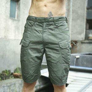 Erkek Tasarımcı Sportshorts Yaz Yeni Erkek Şort Ekose Kumaş Açık tulumları Pantolon Şort Casual Plaj Pantolon Üst Kalite Toptan