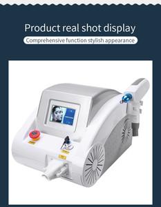 LF-653 VENDITA CALDA macchina rimozione del tatuaggio laser portatile professionale ND YAG laser