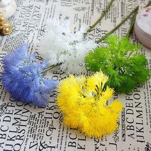 Ev Dekor Süslemeleri Yapay Karahindiba Düğün Kutlamak El Düzenlenen Çiçekler Çok Renkler Simüle Karahindiba Yeni Varış 6 3 hz L1