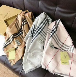 New Scarf Women Men Brand Design Large long Scarves Autumn Soft Shawls Classic Scarf Gift 180*70cm