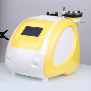 New Ultrasonic Cavitation Machine Slimming 25K 40K Cavitation Weight Loss Bipolar RF Wrinkles Remover Skin Lifting Machine