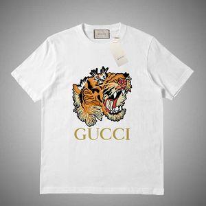 19ss progettisti logo T uomini donne paio di modo di estate casuale di alta qualità Streetwear Lettera Printed T-shirt S-XXL # 46515