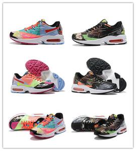 Max2s Işık x Atmossss 2019 Yeni OG Erkekler Koşu ayakkabıları Beyaz Erkek Tasarımcı spor Sneakers Eğitmenler Atom ayakkabı