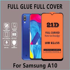DHL-freie 3D-Full Coverage ausgeglichenes Glas für Samsung Galaxy A51 / M40S A71 A81 A91 A01 A21 A50 A40 A60 A70 A10 A20 M10 M20 M30 J6 Plus-A6 2018