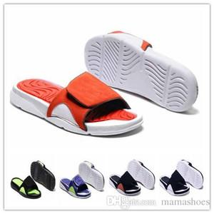 Zapatillas para hombre SS 2019 air 4.0 zapatos de diseñador zapatillas de deporte Moda Sandalias mágicas Hook-Loop Scuffs Nuevo Verano Sandy Beach Mujer Zapatillas baratas