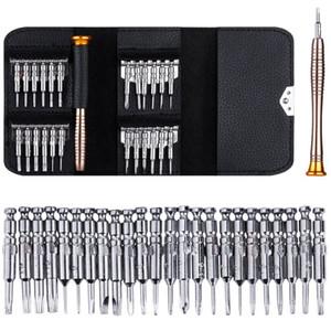 Набор отверток 25 в 1 Torx многофункциональный открывающий ремонт набор инструментов прецизионная отвертка для телефонов планшетный ПК DLH332