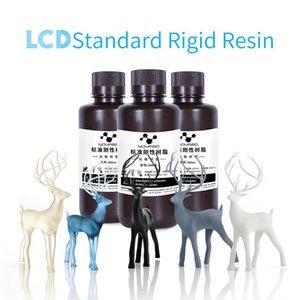 طابعة مواد رخيصة 3 الطباعة NOVA3 الأشعة فوق البنفسجية الراتنج LCD 3D الحساسة فوتوبوليمير الطباعة impresora المادة 3 الراتنج LCD DLP SLA UV