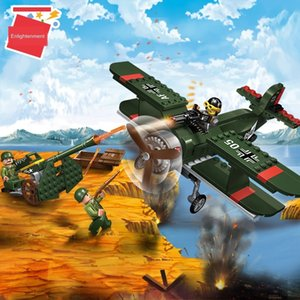 IuML1 Aydınlanma yapı blokları 1705tanks ve uçaklar blok oyuncak bina oyuncaklar çocuklar tankı oyuncak montaj hava savunma hatlarını kırmaya