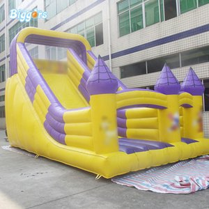 PVC Material Inflatable Slide Water Slide Games For Kids and Adults