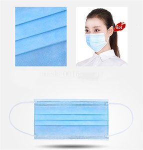 Dust And Freeman Breathable Blackhead Disposable Earloop Mouth 50PCS Face Mask With 4DJT FW68