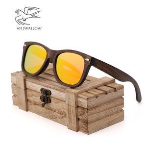 Nouveau style de bambou indigène et bois rétro à la mode des lunettes de soleil fashionmaleandfemaleSunglassesanti-ultravioletdrivingpolarizing
