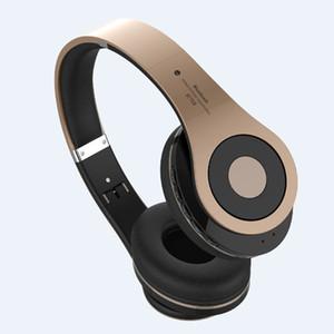 BT768 Faltbare drahtlose Gaming-Bluetooth-Kopfhörer Hi-Fi tragbare Stereo-Bass-Sport-Bluetooth-Headset mit Mikrofon für Telefon