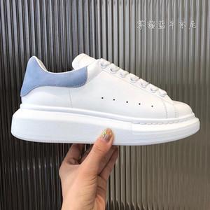 Лучший стиль Повседневная обувь Top Model Качество Loveres Мужчины Женщины моды кроссовки кожа высокого качества обувь Chaussures Бегуны с коробкой