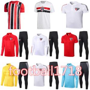 DANI ALVES PATO 20 21 sao paulo futbol antrenman takım 2020 Hernanes LIZIERO Sao Paulo Futbol Eşofman ceket GOLEIRO Polo Jersey eşofman