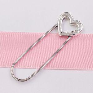 Authentiques Argent 925 Perles sécurité Pandora Me Broche Charms Bijoux Fits Europe Style Pandora Bracelets Collier 698552C00