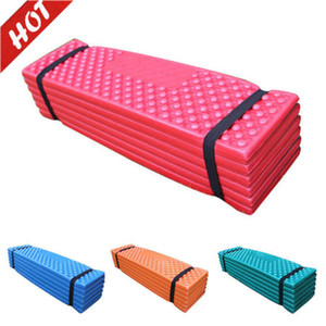 Moisture-Proof Pad Home Solid PE Mat With Particles Foam Camping Mat Folding Beach Tent Sleeping Pad Waterproof Mattress Mat