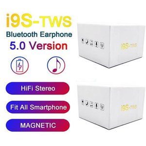 I9S Tws 5.0 Earphone Headphone Stereo TWS Earbuds for all Phone With Charging Box Wireless Bluetooth Headphone hot sale