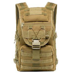40L Tactical Assault Pack de Waterproof Grand sac à dos pour ordinateur portable Armée Bug Out Sac pour Chasse Tir Camping Randonnée Voyager