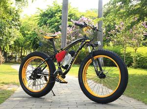 Fuente de la fábrica 350w 500w 1000w motor 26 pulgadas bicicleta grasa eléctrico 36v 48v bicicleta eléctrica ebike grasa 26 pulgadas