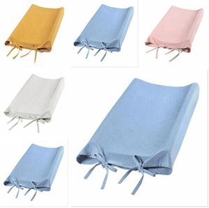 Diaper Changing Pad Cover Portable Newborn Soft Breathable Girls Boys Urinal Changing Table Pads Cover 4 Colors Bassinet Sheet Free Shipping