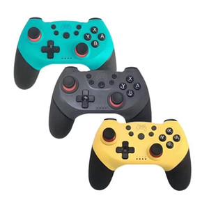 Periferiche di gioco senza fili Bluetooth Remote Controller per switch Pro Gamepad Joypad Joystick per Nintendo Interruttore Pro Console 10pcs