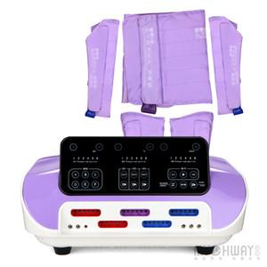 Salon Spa pressoterapia corpo emagrecimento Pressure Suit Air máquina de perda Sistema Leg Massager Body Shaping Peso