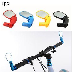 Seite Mountain Road Fahrrad-justierbarer Winkel Lenkerend Zubehör Fahrrad Spiegel Rotation Radfahren Universal Outdoor Sicherheitsrückansicht