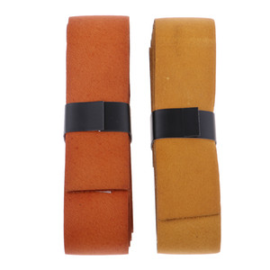 Tennis Racket Grips Anti-Slip Sweat Absorbing Wrap Tape Handle Cover 2 Color