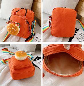 Korean Children 2019 New Autumn Trend Wild Shoulder Diagonal Crossbody Messenger Bag Personality Mini Boys and Girls Handbags