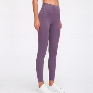 اليوغا تتسابق النساء عالية الخصر السراويل الكلاسيكية 3.0 نسخة لينة عارية-شعور سكانسي تجريب اللياقة البدنية طماق الرياضة رياضة الجوارب xs-l