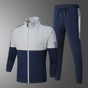 Yeni Moda Eşofmanlar İçin Erkek Spor ile Mektupları İlkbahar Sonbahar Eşofman Uzun kollu Günlük koşucu Pantolon Giyim 3 Renk Suit