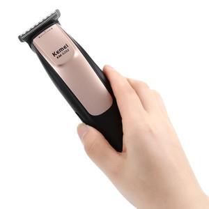 Kemei 3202 0 millimetri Baldheaded Cutter Hair Clipper cavo USB Cordless tosatrici sensoriale ricaricabili rasoio Uomini sweet07 CCXYe