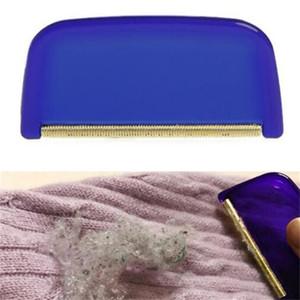 Трикотажные ткани волос мяч щетка для чистки кашемировый свитер ворс удаления синий удалить волосы скребки новое поступление 2 2yna L1