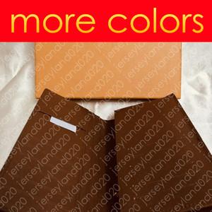 Portefeille البرازيل برجاء M66540 مصمم أزياء رجالية طويلة مفتاح بطاقة عملة زيبي xl محفظة رجل جيب المنظم الحقيبة pochette cles حامل