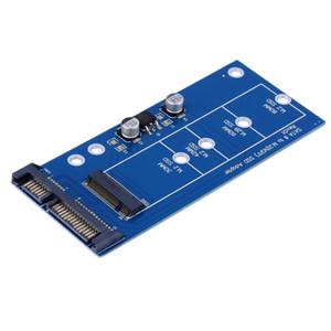 50 adet toptan M2 NGFF SATA3 SSD NGFF için SATA bağdaştırıcısı sata adaptör genişletme kartını açmak SSD