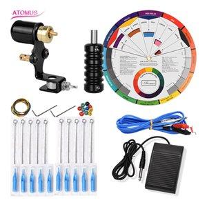 Machine Tattoo Motor Liner Shader Professional Rotary Machine Kit Pen Kits And Professional Liner Shader Rotary Tattoo Pen Kits Supply