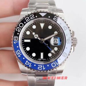 Ocysa pas de logo Marque de luxe Mécanique Automatique Montre Homme Relogio Masculino Reloj céramique Lunette Sport Hommes Montres bracelet