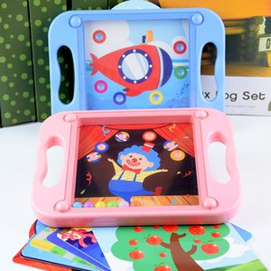 Large Size Children'S Educational Balance Ball Bearing Toy P. 36 Kindergarten Note Force Training Handheld Roll-on Maze Game