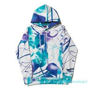 2019Casual Mens Brand Hoodies Fashion Desinger Hoodies Autumn Winter Hoodies Tops Luxury Printing Mens Hoodies.B100714Y
