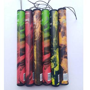 Оптовая кальян кальян время ручка Vape устройство комплект С 500 слойками Vape ручка Eshisha e кальян одноразовые ручки против слойки бар батареи электронной сигареты