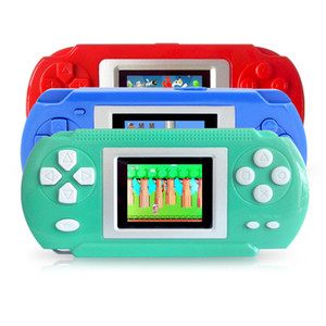 BL Portable Game Players Classic Mini Handheld HD Screen 268 in 1 Games Colour-Box Packaging Business Gift 2.0'' Screen Chargeable Power