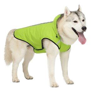 Spring And Summer Dog Raincoat Windproof Waterproof Clothes Lightweight Rain Jacket 2 Legged Hoodies Pet Accessories
