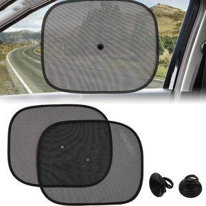 Универсальные окна автомобиля Зонт Dust Covers Auto Side Window Зонтики Складных автомобили Стайлинг боковой шторка Аксессуары для интерьера