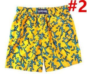 Vilebrequin Männer Art und Weise BADEMODEN Fischgrats TURTLES neuester Sommer beiläufige Kurzschluss-Mann-Mode-Art-Männer Bermudas Strand Shorts