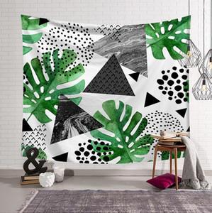Goblen Duvar Beach Blanket Kamp Çadırı Seyahat Pad 28 LQPYW1263 Tasarımları Kilim Yatak örtüsü Cactus Ev Dekorasyonu atmak Sleeping Asma
