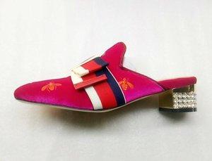 Pop2019 Apis Suit-dress 18 Florea velluto grosso con scarpe fiocco pistone mezzo