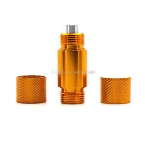 Polen pequeña Aluminio Prensa Compresor seco hierba Presser Tabaco especia Presser Accesorios para el envío libre molinillo de fumadores
